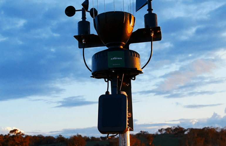AxisTech_S95_Weather_Station