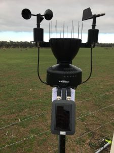 AxisTech Weather Station